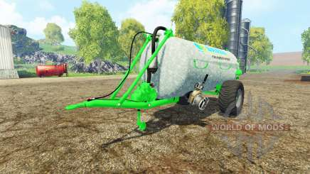 Bauer VB50 для Farming Simulator 2015