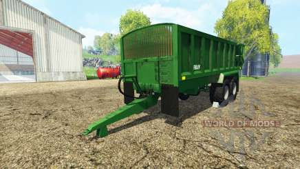 Bailey TB18 для Farming Simulator 2015