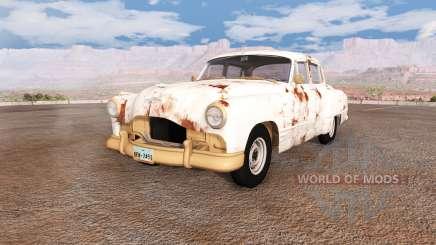 Burnside Special rusty v1.1 для BeamNG Drive