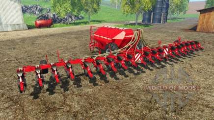 HORSCH Maestro 12 SW v2.0 для Farming Simulator 2015