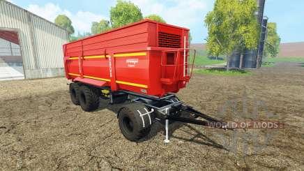 Krampe DA 34 v2.0 для Farming Simulator 2015