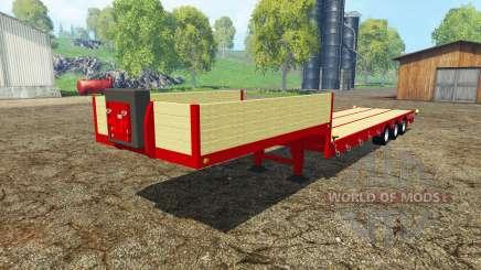 Semitrailer ACTM для Farming Simulator 2015