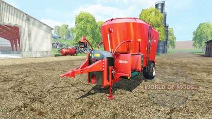 Kuhn Profile 1880 для Farming Simulator 2015