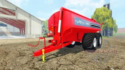 Jamesway MaxX-Trac для Farming Simulator 2015