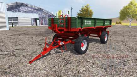 Krone Emsland v1.1 для Farming Simulator 2013