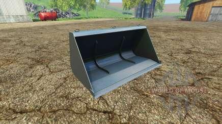 Bigger shovel v1.2.2 для Farming Simulator 2015