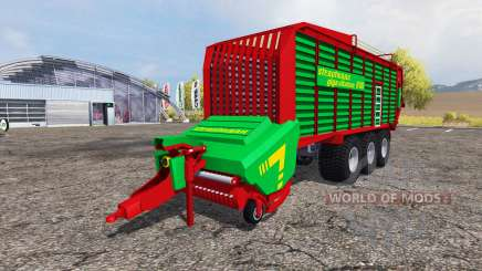 Strautmann Giga-Trailer II DO v2.0 для Farming Simulator 2013