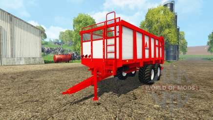 ANNABURGER HTS для Farming Simulator 2015