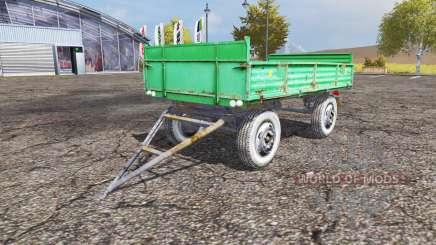 Autosan D47 v1.1 для Farming Simulator 2013