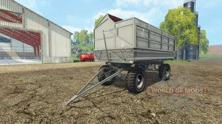 Fortschritt HW 80.11 silo для Farming Simulator 2015