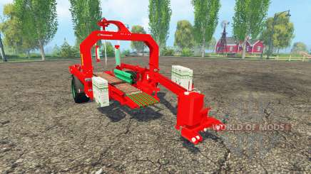 Kverneland 998 для Farming Simulator 2015