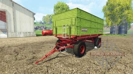 Diedam для Farming Simulator 2015