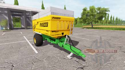 JOSKIN Trans-CAP 5000-14 для Farming Simulator 2017