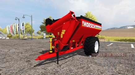 HORSCH UW 160 v2.0 для Farming Simulator 2013