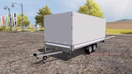 Humbaur HTK v3.0 для Farming Simulator 2013