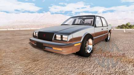 Bruckell LeGran drag custom v0.6.6 для BeamNG Drive