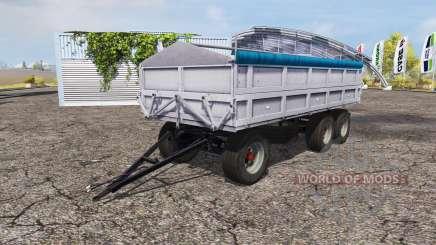 Fortschritt tipper trailer v1.1 для Farming Simulator 2013