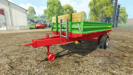 Strautmann SEK 802 для Farming Simulator 2015