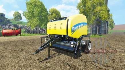 New Holland Roll-Belt 150 v1.02 для Farming Simulator 2015
