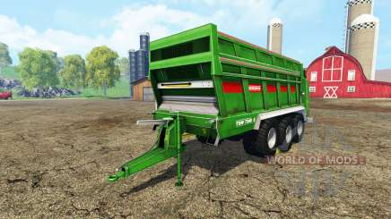 BERGMANN TSW 7340 S для Farming Simulator 2015