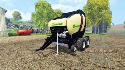 Krone Comprima V180 XC black для Farming Simulator 2015
