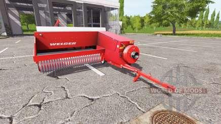 Welger AP730 для Farming Simulator 2017