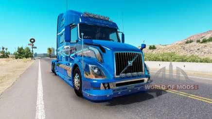 Volvo VNL 780 v3.0 для American Truck Simulator