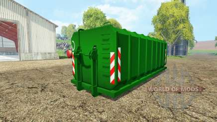 ITRunner сistern v1.21 для Farming Simulator 2015