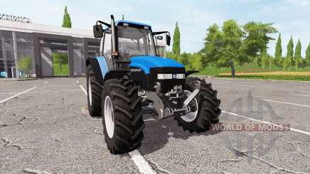 New Holland TM150 для Farming Simulator 2017