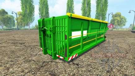 Uberlade Container для Farming Simulator 2015