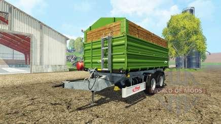Fliegl TDK 255 set2 для Farming Simulator 2015
