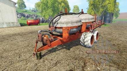 ПЖУ 9 для Farming Simulator 2015