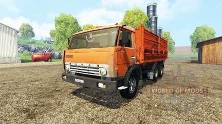 КамАЗ 55102 пак для Farming Simulator 2015