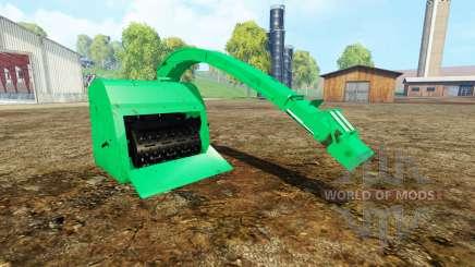 Tree chopper v0.9 для Farming Simulator 2015