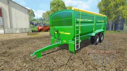 AW Trailers 12T для Farming Simulator 2015
