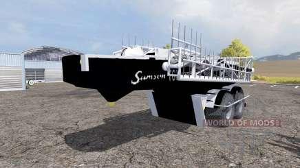 Samson TGX для Farming Simulator 2013