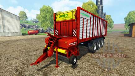 POTTINGER Jumbo 10010 v2.0 для Farming Simulator 2015
