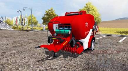 Lely Welger RPC 445 Tornado v2.1 для Farming Simulator 2013