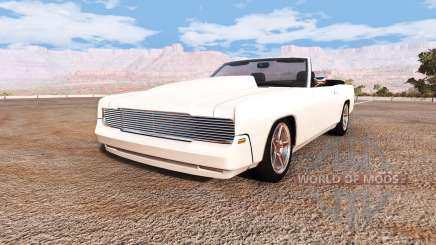 Gavril Barstow convertible v1.3 для BeamNG Drive