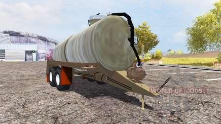 Fortschritt HTS 100.27 v2.0 для Farming Simulator 2013