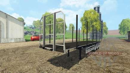 Fliegl universal semitrailer autoload v1.4 для Farming Simulator 2015