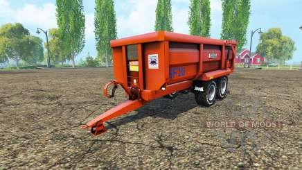 Richard Weston SF10 для Farming Simulator 2015
