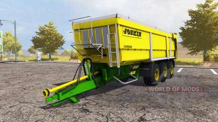 JOSKIN Trans-Space 8000-23 для Farming Simulator 2013