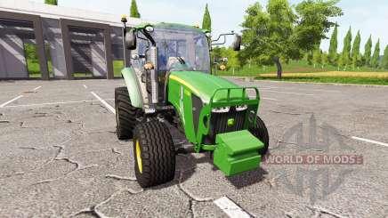 John Deere 5125M для Farming Simulator 2017