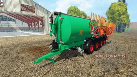Aguas-Tenias CTE30 для Farming Simulator 2015