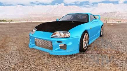 Toyota Supra для BeamNG Drive
