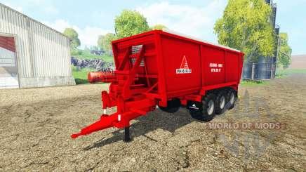 ANNABURGER HTS 29.17 для Farming Simulator 2015