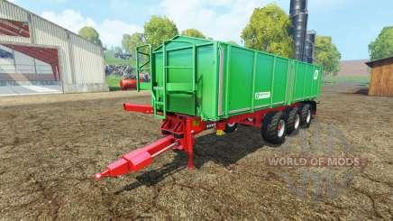Kroger TKD 3024 для Farming Simulator 2015