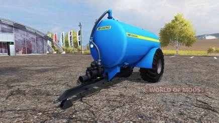 Fleming ST2000 для Farming Simulator 2013