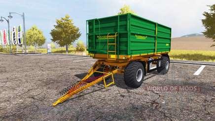 Fuhrmann FF v3.0 для Farming Simulator 2013